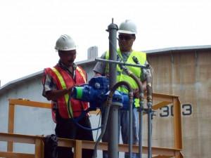 Actuadores Electricos- Petroterminal de Panamá (PTP)